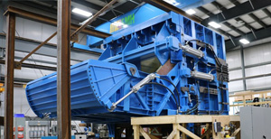 World's largest ore chute created in Sudbury