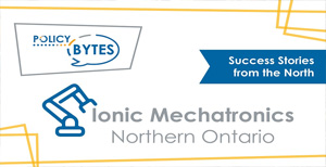 Ionic Mechatronics featured in NPI-Success Stories From The North