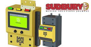Sudbury mine tech company wins safety innovation award