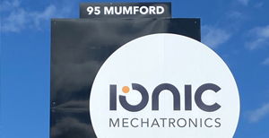 Cambrian presents Ionic Mechatronics with Employer Award of Distinction Award